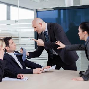 Учимся вести себя во время деловых переговоров - Психология отношений