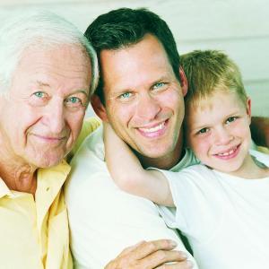 Три возраста мужчины - You know, It's all between us - Ты знаешь, это между нами...