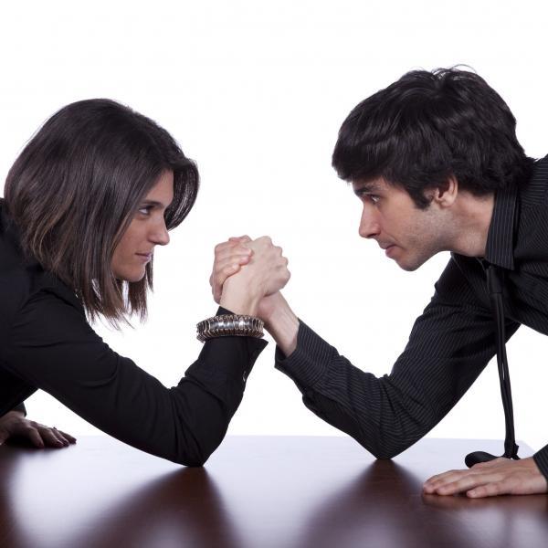 Конкуренция с психологической точки зрения - Психология отношений