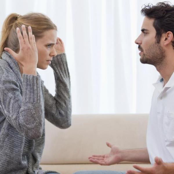 Как правильно скандалить - Психология отношений