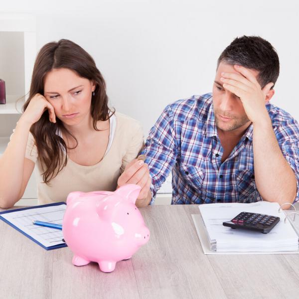 Ссоры о деньгах. Семейные и финансовые решения - Психология отношений