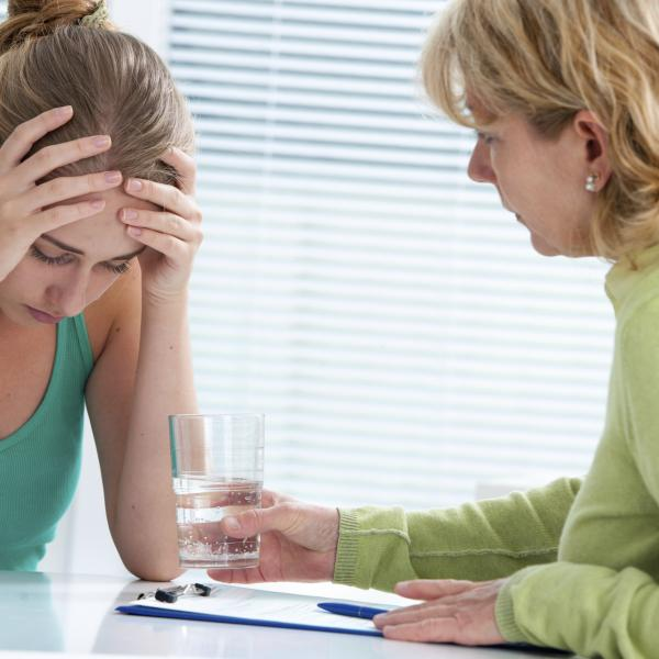 Связь между депрессией и расстройствами пищеварен - Психология отношений