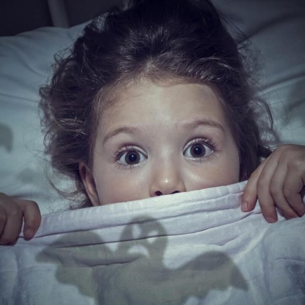 Боязнь темноты у ребенка - Психология отношений