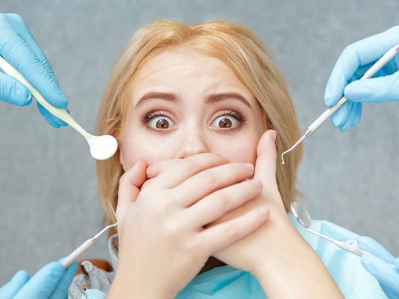 Страх перед стоматологами - Психология отношений