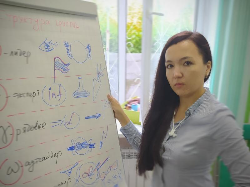 Вахонина Гульназ Инсафовна - Психология отношений - Помощь психологов Челябинской области