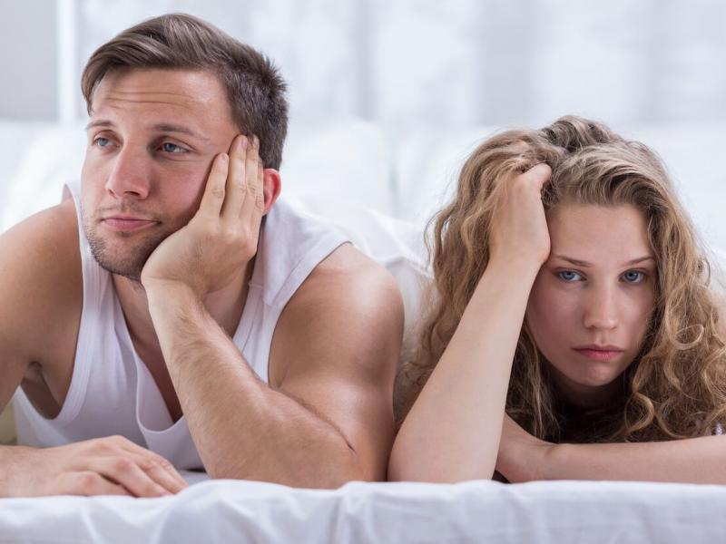 Отношение к сексу мужчин и женщин - You know, It's all between us - Ты знаешь, это между нами...